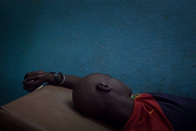 Herido ingresado en el hospital de Paoua