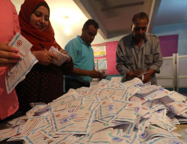 Elecciones en Egipto 2014
