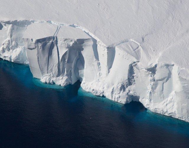 Frente de hielo Getz