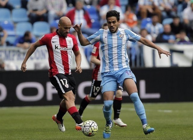 Mikel Rico Athletic Málaga