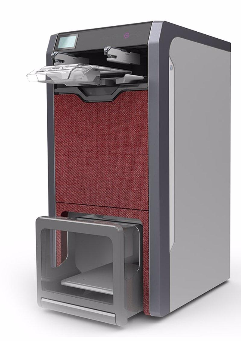 Adesivo De Dente ~ Esta máquina que plancha, dobla y perfuma la ropa en 4 segundos llegará al mercado a finales de 2019