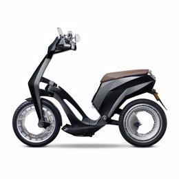 Scooter eléctrico de Ujet