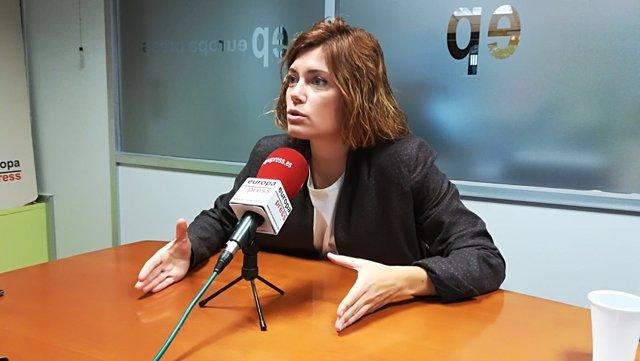 Elisenda Alamany (CatComú)