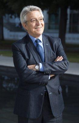 Exuperio Díez Tejedor, presidente de la Sociedad Española de Neurol