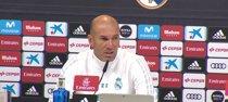 """Zidane: """"Aquí estamos todos en el mismo barco"""""""