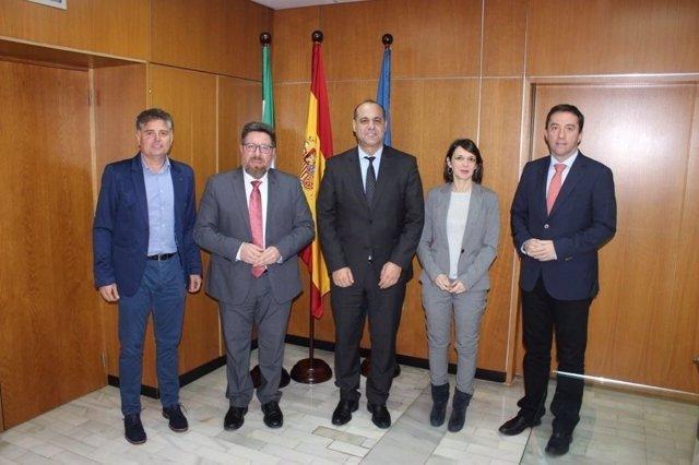Acuerdo entre andalucía y marruecos