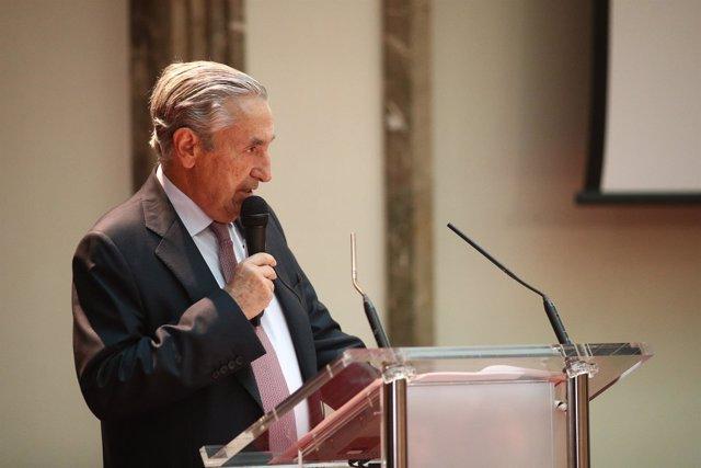 José María Marín Quemada en la Jornada Anual de la Competencia