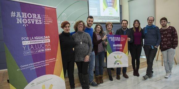 9. El IAJ impulsa una campaña para promover el respeto a la diversidad afectivo sexual entre la juventud