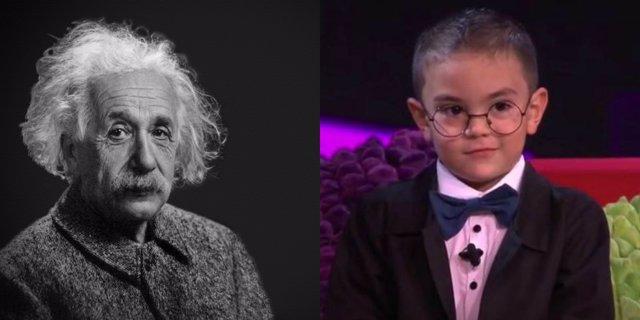 Niño genio