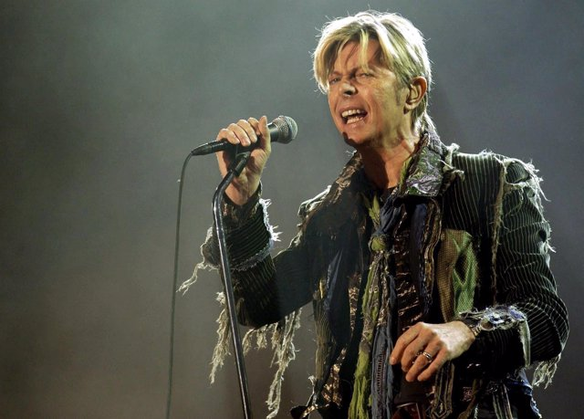 File photo dated 13/06/04 of David Bowie, who is the clear frontrunner to win th