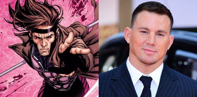Channing Tatum es Gámbito en X-Men