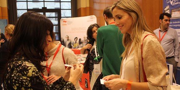 7. Una treintena de profesores de 17 nacionalidades participan en el Encuentro Internacional de Centros de Español