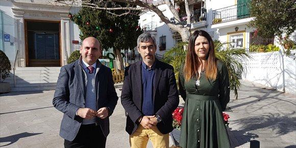 6. La edil del PSOE de Benalmádena Irene Díaz tomará posesión como diputada provincial en el próximo pleno