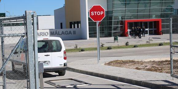 3. La cárcel de Archidona (Málaga) vuelve a estar vacía tras el traslado o deportación de los últimos migrantes