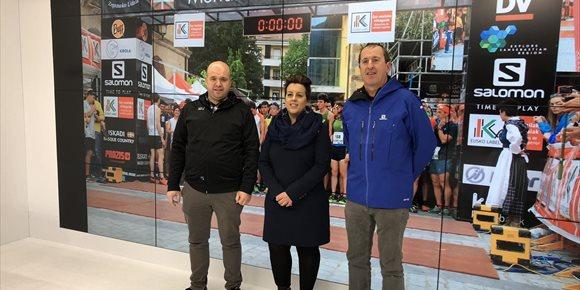 3. El XVII maratón de montaña Zegama-Aizkorri tendrá lugar el 27 de mayo con un máximo de 500 participantes