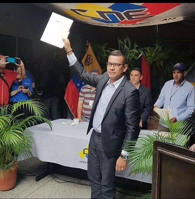 Tomás Lucena, ANC