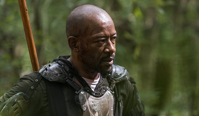Lennie James en 'The Walking Dead'