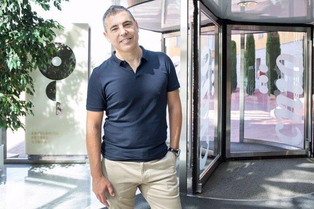 Director CNIO, Óscar Llorca
