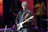 "Foto: Eric Clapton: ""Me estoy quedando sordo"""