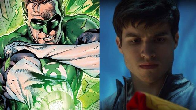 Linterna Verde y 'Krypton'