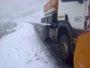 Foto: La nieve impide llegar al colegio a casi 160 niños en las provincias de Lugo y Ourense