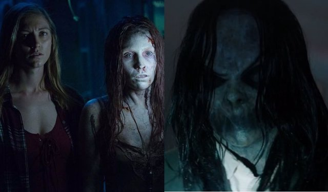 Insidious y Sinister