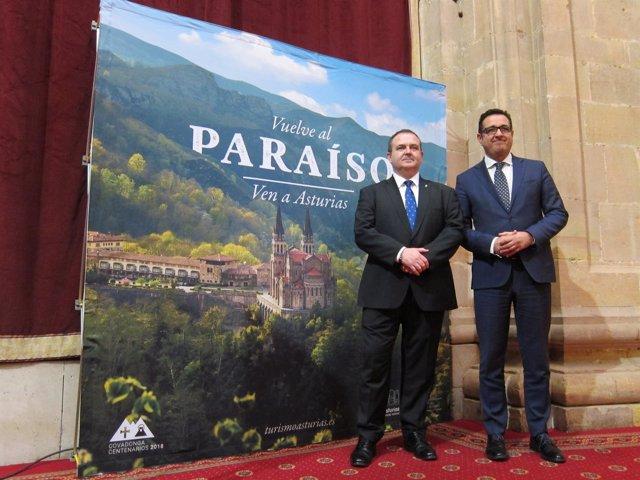 Presentaicón de Asturias en Fitur