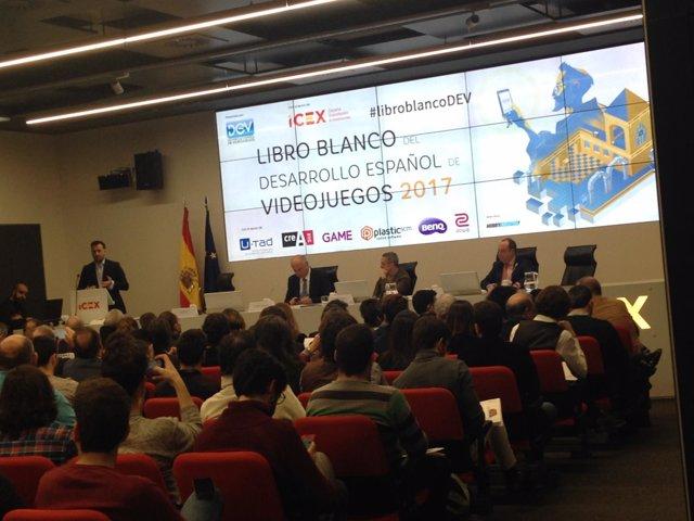 El Libro Blanco del desarrollo español de videojuegos 2017