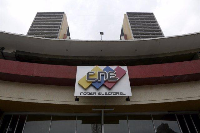 Consejo Nacional Electoral (CNE) de Venezuela