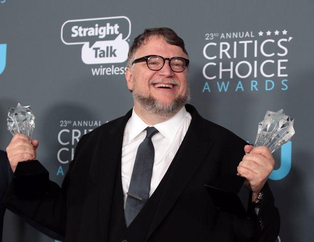 23Rd Critics' Choice Awards – Photo Room – Santa Monica, California, U.S.,11/01