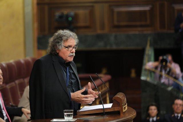 Joan Tardá al Congrés