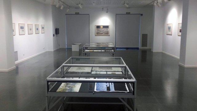 Imagen de la exposición de Beulas en Santa Coloma de Farners