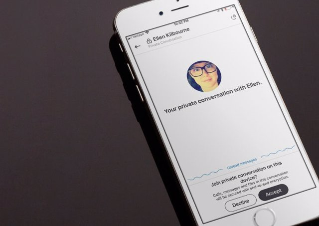 Converses privades Skype