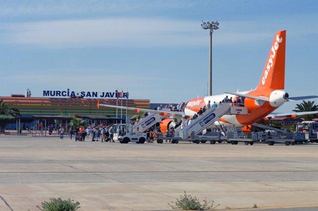 Aeropuerto Murcia-San Javier