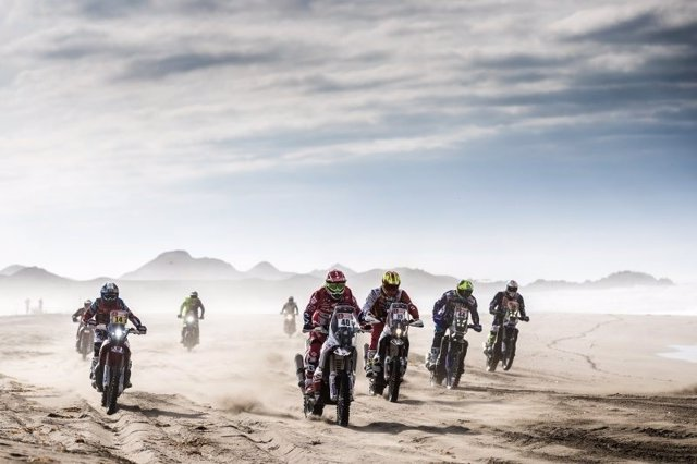 Quinta etapa del Dakar