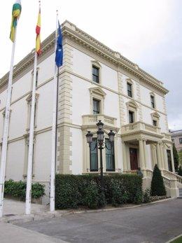 Palacio de Gobierno de La Rioja
