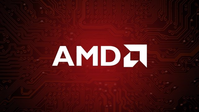 Logo de AMD