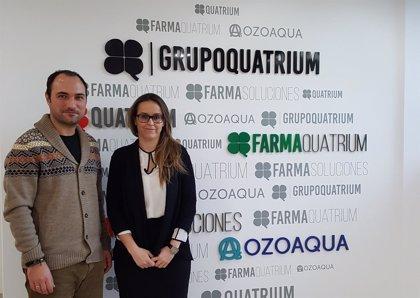 Ozoaqua dona el 5% de sus ventas de noviembre para la recuperación y reforestación de los montes gallegos