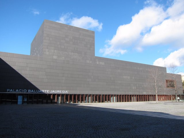 Auditorio Baluarte