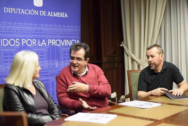 Babieka traerá a Almería el rodaje de la película 'The Rythm Section'.