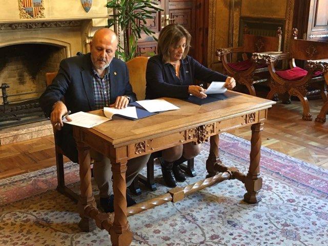 Consell y Govern activan la creación del Museo Marítimo de Mallorca