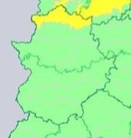 Aviso norte de Cáceres