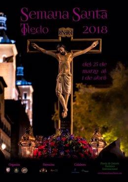 Cartel de la Semana Santa de Toledo