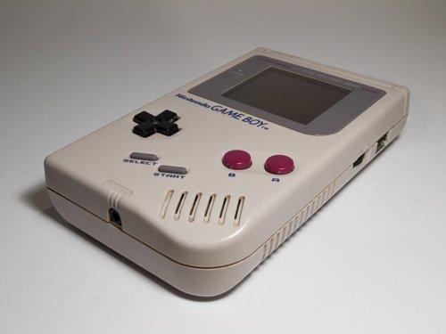 Consola portátil GameBoy de Nintendo Game Boy