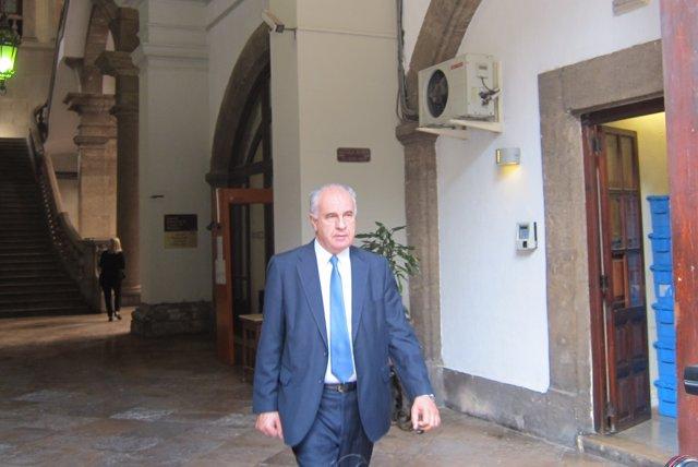 Blasco ix del TSJCV després de saber que Fiscalia li demana presó