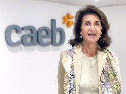 Carmen Planas, presidenta de CAEB