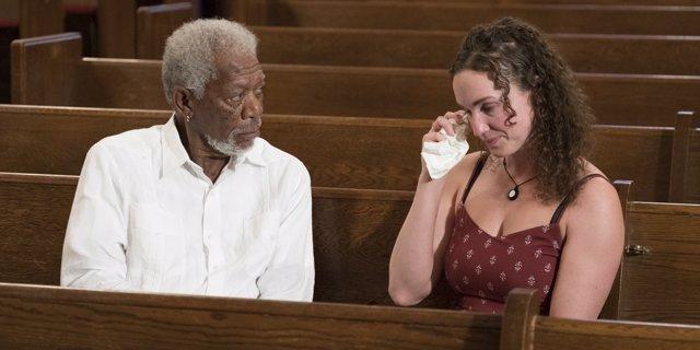 Morgan Freeman en Lo que nos une
