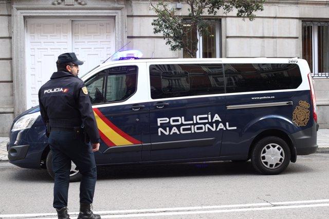 Forn, Jordi Sánchez i Jordi Cuixart arriben a l'Audiència Nacional