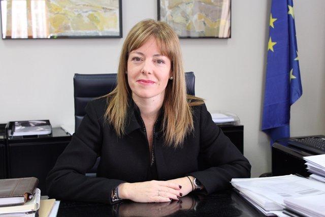 La secretària autonòmica d'Hisenda, Clara Ferrando