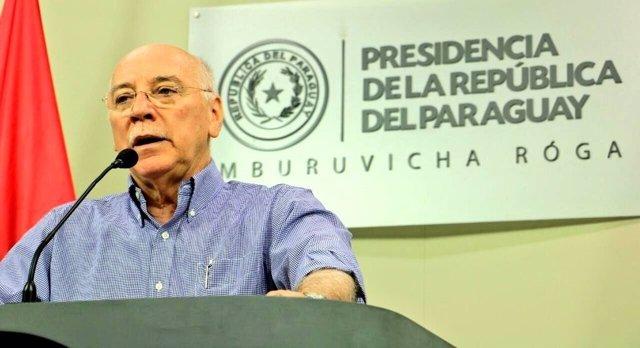 Canciller de Paraguay